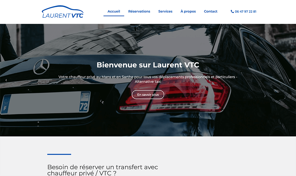 Laurent VTC